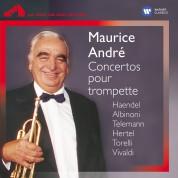 Maurice André - Concertos pour trompette - CD