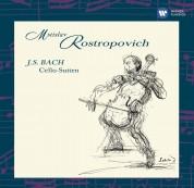 Mstislav Rostropovich: J.S. Bach: Cello Suites - CD