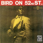 Charlie Parker: Bird On 52Nd Street - CD