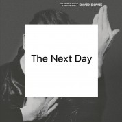 David Bowie: The Next Day - Plak