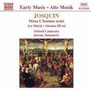 Josquin: Missa L'Homme Arme / Ave Maria / Absalon, Fili Mi - CD
