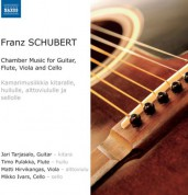 Jari Tarjasalo: Schubert, F.: Guitar Quartet / Arpeggione Sonata - CD
