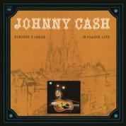 Johnny Cash: Koncert V Praze - Plak