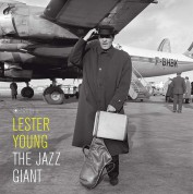 Lester Young: The Jazz Giant - Plak