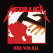 Metallica: Kill'em All  (Remastered) - Plak