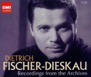 Dietrich Fischer-Dieskau - Recordings from the Archives - CD