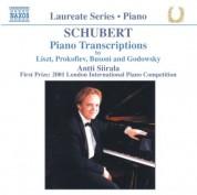 Antti Siirala: Piano Recital: Antti Siirala - CD