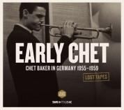Chet Baker: Lost Tapes: In Germany 1955 - 1959 - CD