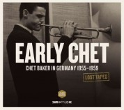 Chet Baker: Lost Tapes: In Germany 1955 - 1959 - CD