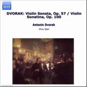 Dvorak: Violin Sonata, Op. 57 / Violin Sonatina, Op. 100 - CD
