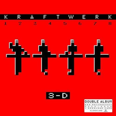 Kraftwerk: 3 D The Catalogue - Plak