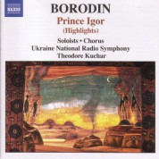 Borodin: Prince Igor (Highlights) / In the Steppes of Central Asia - CD