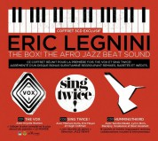 Eric Legnini: The Box! The Afro Jazz Beat Sound - CD
