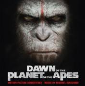 Çeşitli Sanatçılar: OST - Dawn Of The Planet Of The Apes - Plak