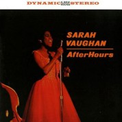 Sarah Vaughan: After Hours - Plak