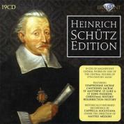 Cappella Augustana, Matteo Messori: Heinrich Schütz Edition - CD
