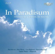 Çeşitli Sanatçılar: In Paradisum: Spiritual Classical Melodies (EUR) - CD