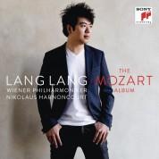 Lang Lang, Nikolaus Harnoncourt, Wiener Philharmoniker: The Mozart Album (Deluxe Edition) - CD