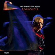 Elena Hristova: Bioscopia - CD