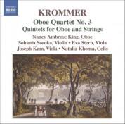 Krommer: Oboe Quartet No. 3 / Oboe Quintets Nos. 1-2 - CD