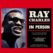 Ray Charles: In Person - Plak