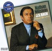 Nathan Milstein: Bach, J.S.: Sonatas And Partitas - CD