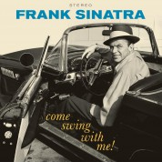 Frank Sinatra: Come Swing With Me! + 1 Bonus Track! - Plak