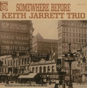 Keith Jarrett Trio: Somewhere Before - Plak
