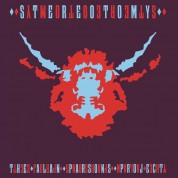 The Alan Parsons Project: Stereotomy - Plak