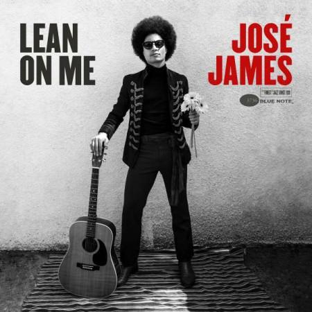 José James: Lean On Me - Plak