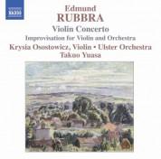 Rubbra: Violin Concerto, Op. 103 / Improvisations, Op. 89 - CD