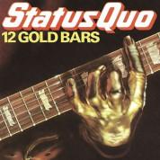 Status Quo: 12 Gold Bars - Plak