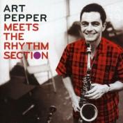 Art Pepper: Meets the Rhythm Section - CD