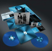 U2: Songs Of Experience (Numbered Limited Deluxe - Cyan Blue Vinyl) - Plak