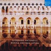 Musica Antiqua Latina, Giordano Antonelli: Vivaldi: Concertos - CD