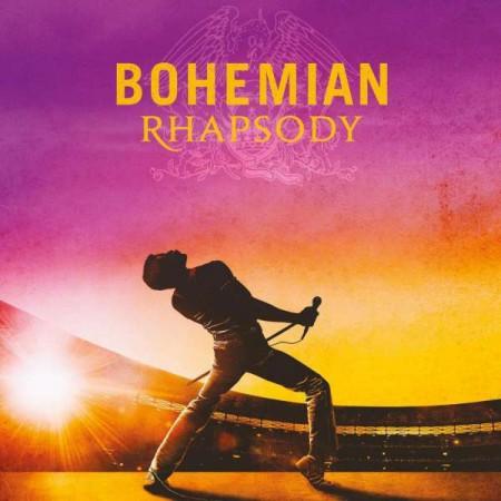Queen, Freddie Mercury: Bohemian Rhapsody (Film Müzikleri) - CD