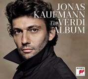 Jonas Kaufmann: The Verdi Album - CD