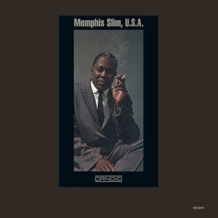 Memphis Slim: USA - Plak