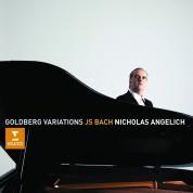 Nicholas Angelich: J.S. Bach: Goldberg Variations - CD