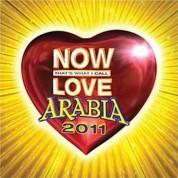 Çeşitli Sanatçılar: Now Love Arabia 2011 - CD