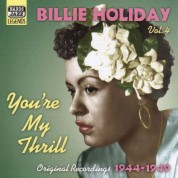 Holiday, Billie: You'Re My Thrill (1944-1949) - CD