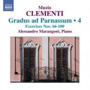 Alessandro Marangoni: Clementi: Gradus ad Parnassum, Vol. 4 (Nos. 66-100) - CD