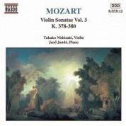 Mozart: Violin Sonatas, Vol. 3 - CD