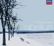 Herbert Blomstedt, San Francisco Symphony: Sibelius: Symphonies 1-7 - CD