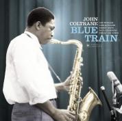 John Coltrane: Blue Train (Gatefold Packaging. Photographs By William Claxton) - Plak
