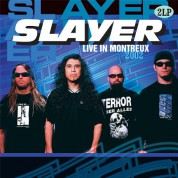 Slayer: Live in Montreux 2002 - Plak