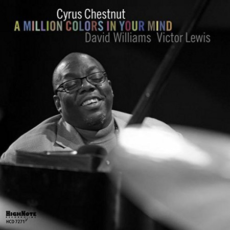 Cyrus Chestnut: A Million Colors in Your Mind - CD