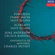 Cecilia Bartoli, Charles Dutoit, June Anderson, Sinfonietta de Montréal: Pergolesi/ Scarlatti: Stabat Mater - CD