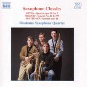 Saxophone Classics - CD