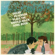 Oscar Peterson: Plays The Harold Arlen Song Book - Plak